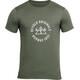 Devold Original Miehet Lyhythihainen paita , vihreä
